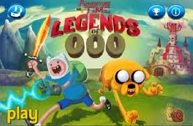 Adventure Time: Heroes of Ooo Android Apk Oyun resimi 1