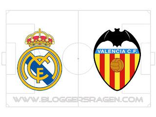 Prediksi Pertandingan Valencia vs Real Madrid