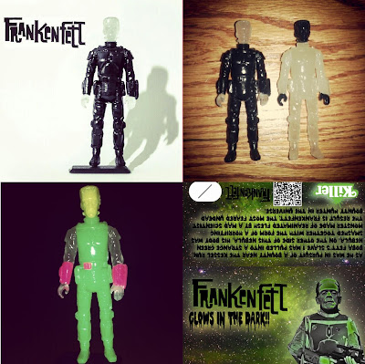 Frankenfett Kitbashed Bootleg Star Wars Resin Figure by Killer Bootlegs
