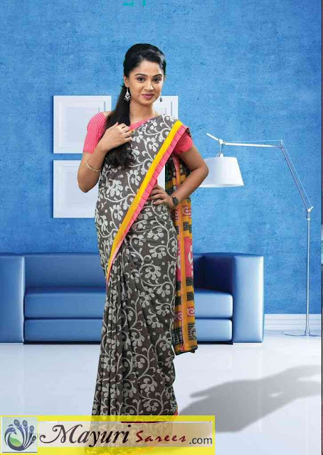 Corporate Uniform Saree