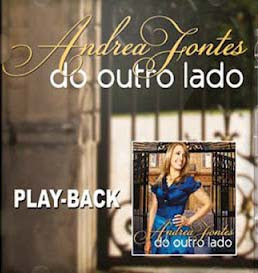 CD Andrea Fontes   Do Outro Lado, Play back