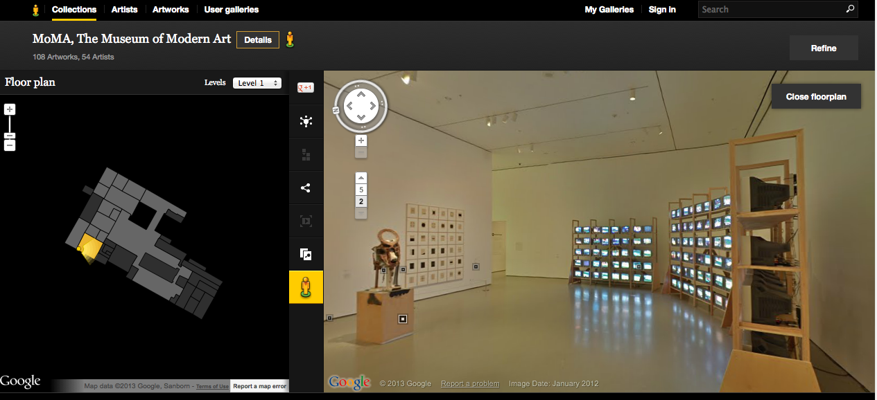 Free Technology for Teachers: 7 Good Virtual Tours for Students