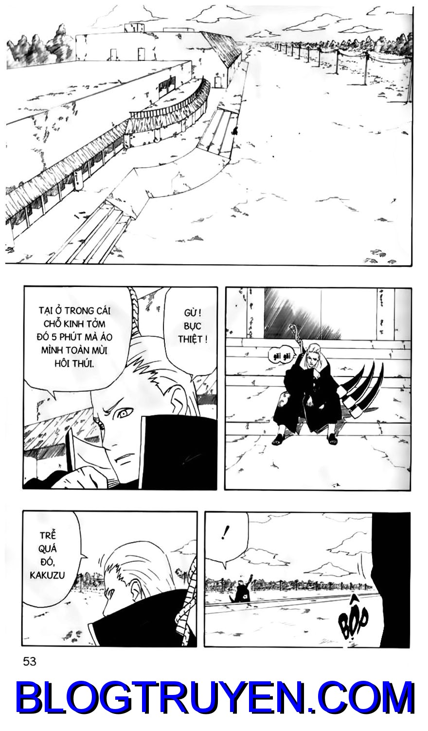 Naruto - Chapter 322 - Pic 14