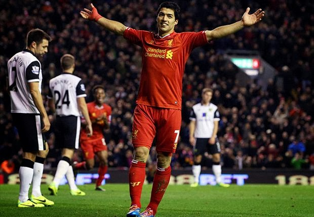 Facing Suarez will be giving England defenders nightmares : Dalglish