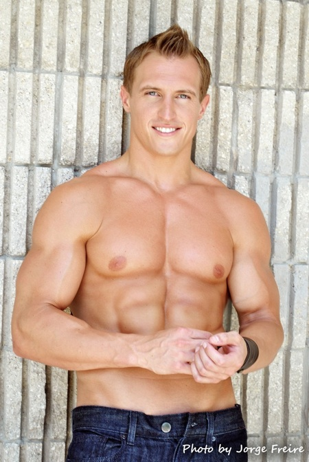 fitness model the name jeff grant is very popular for male fitness