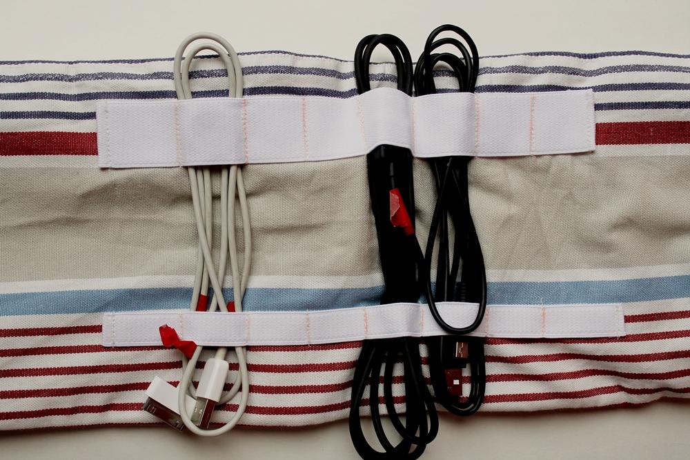 Ladekabel Aufbewahrung grimmskram kabel organizer tutorial