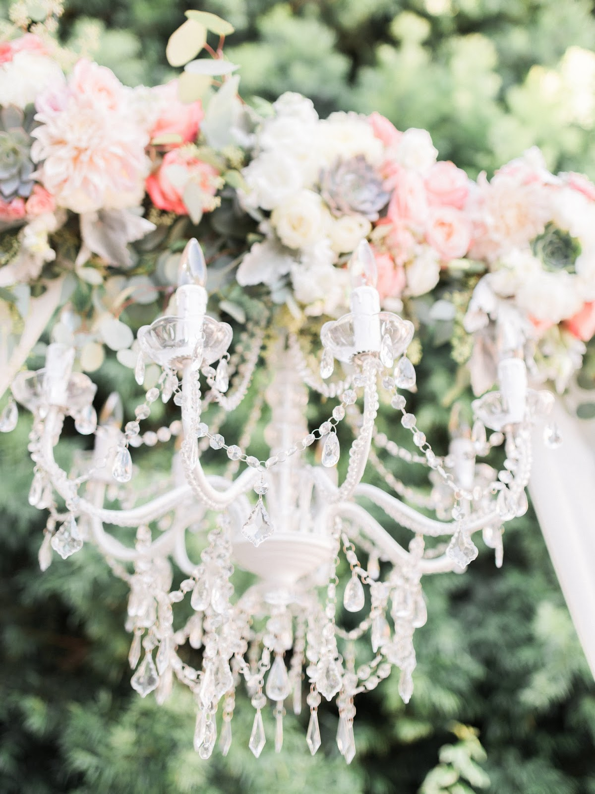 Florals By Jenny Romantic Succulent Wedding At Franciscan