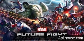 MARVEL Future Fight v1.7.0 Apk+Data Android Games