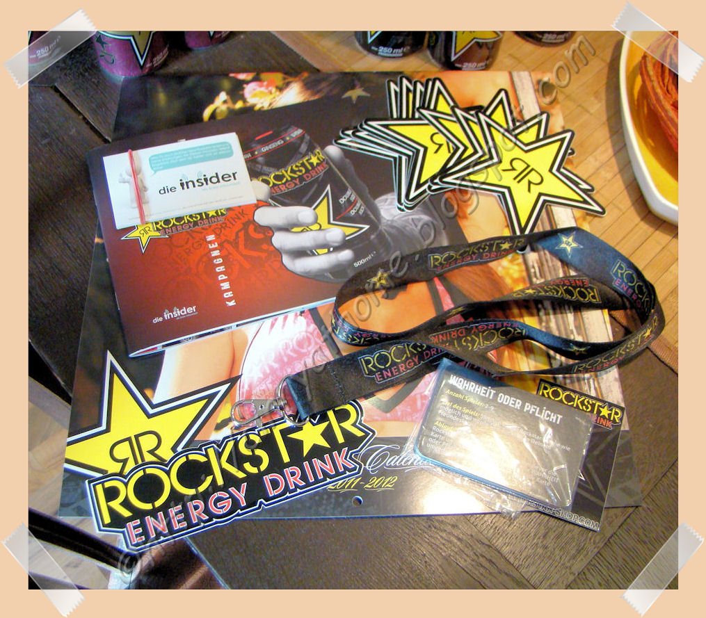 Ziemlich Rockstar Energy Kühlschrank Fotos - Die Kinderzimmer Design ...