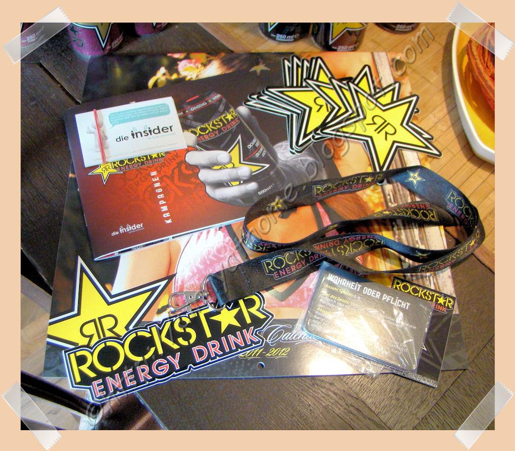 Cinny@Home: Produkttest: Rockstar Energy Drink