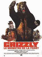 Grizzly horror movie