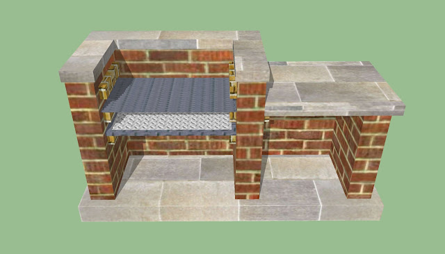 Brick Bbq Designs3