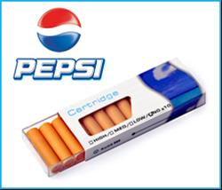 Recharges pour Cigarettes ELectroniques Pepsi Cola
