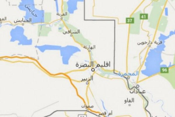 baghdad iraq tradelink users of google maps were astonished to see that iraqi basra province was changed into a region which stirred different questions