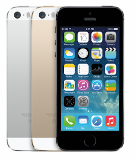 Colores del los iPhone 5S