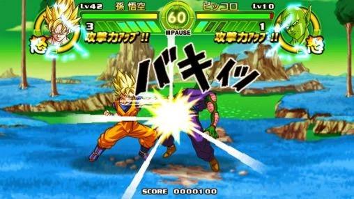 Download Game Dragon Ball Tap Battle.Apk