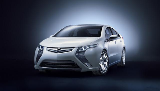 Opel Ampera, Auto dell'Anno 2012