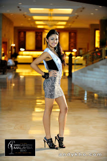 Nadine Ann Thomas Miss Universe Malaysia 2010 Hot Photo Gallery 3
