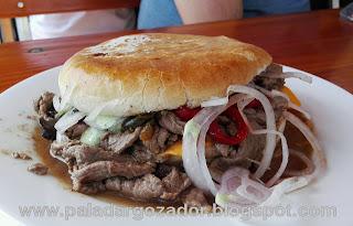 La Fuente Reina Sandwich Churrasco Don Carlos