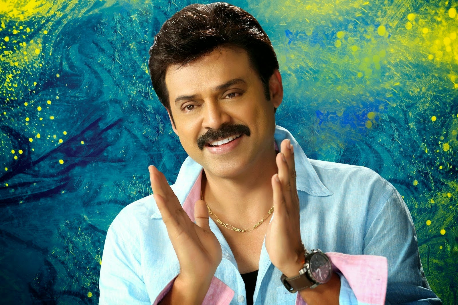 Gopala Gopala Movie Venkatesh Latest Stills