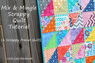 Scrappy Precut Quilts