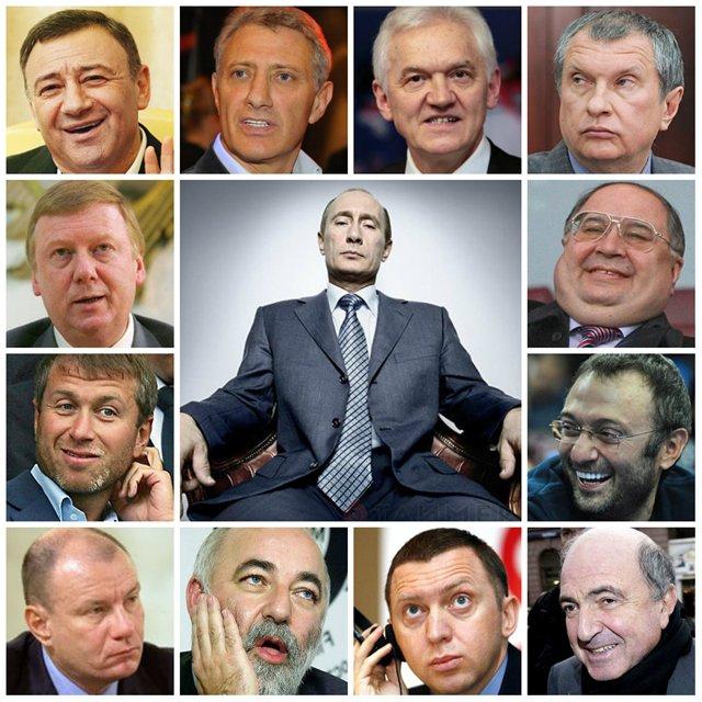 "Аудиокнига Почему ""поставили"" именно Путина?"