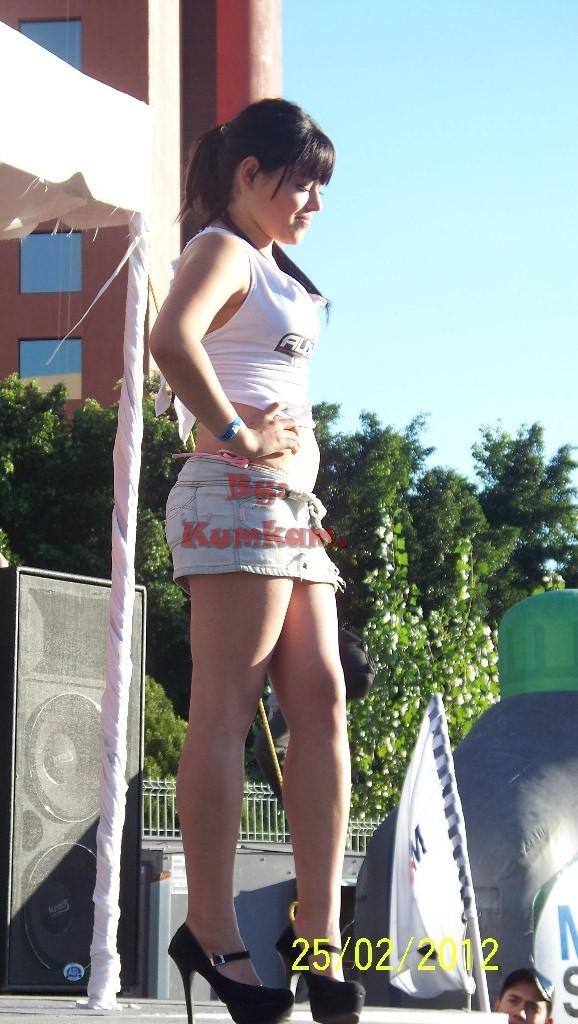 fotos de minifalda: