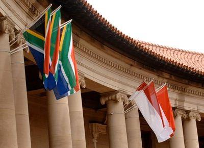RI dan Pretoria
