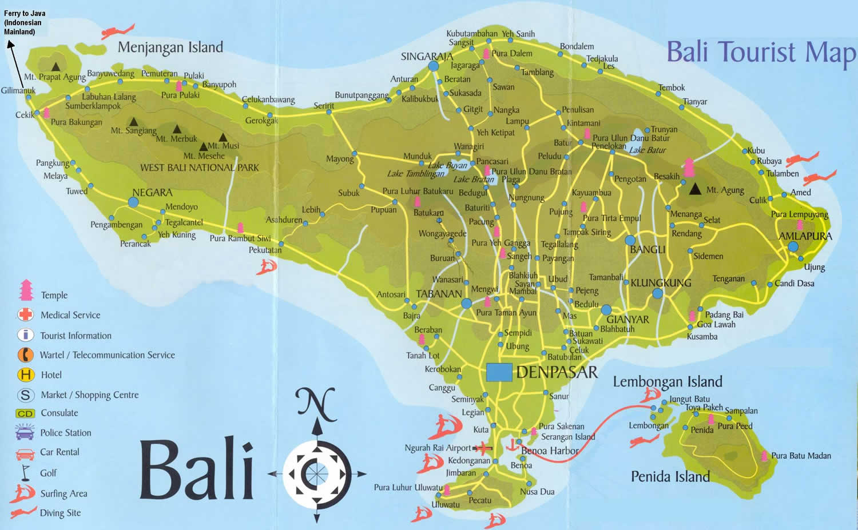 Paket Murah Water Sport Di Bali Tanjung Benoa Disc Up To 70 Watersports Include Lunch Peta