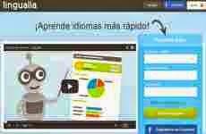 Lingualia: aprender idiomas gratis online con un sistema basado en inteligencia artificial