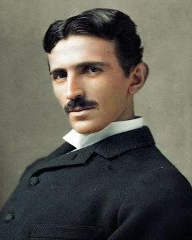 "Nikola Tesla... found at ""Aether Force"""