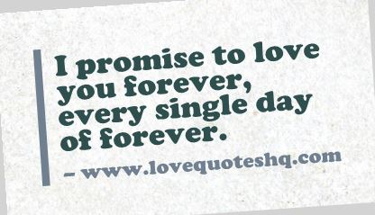 Promise Quotes For Him. QuotesGram