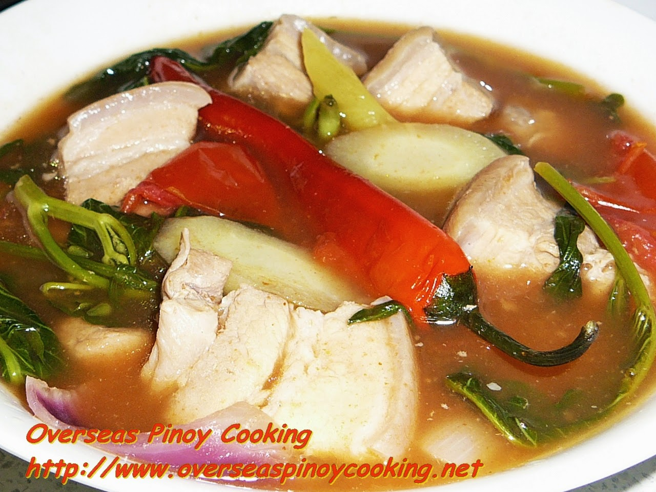 Red Sinigang