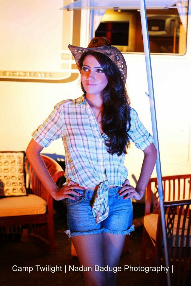 Nathashiya Amanda sl model