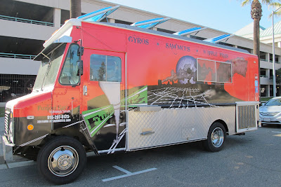 Fuzion Eatz food truck review: Cry Baby Burger has a nice kick