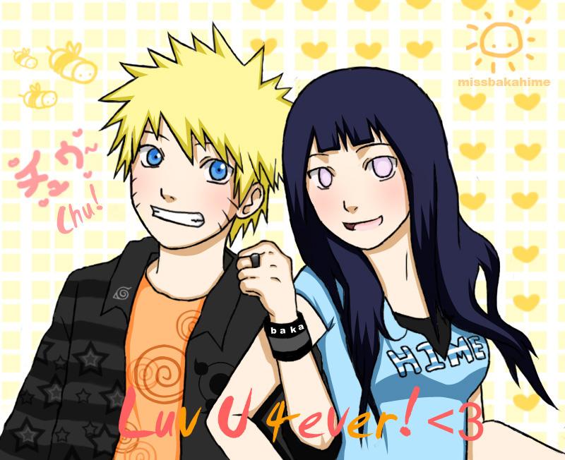Kumpulan Foto Uzumaki Naruto Dan Hinata So Sweet