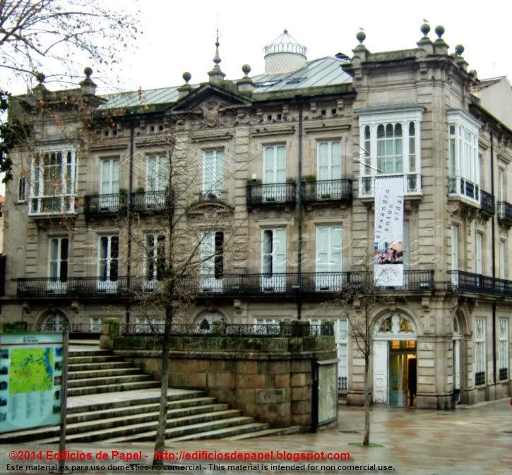 Edificio Siimeón 1894, promovido por la familia García Blanco