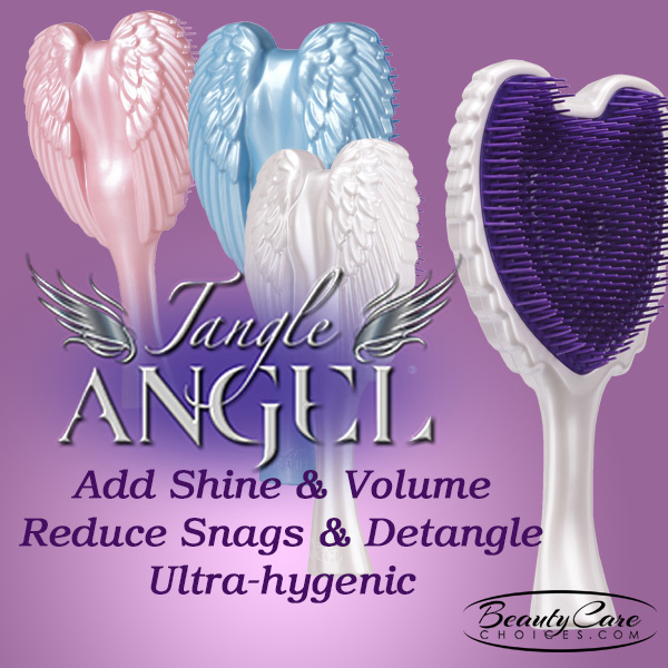 Tangle Angel - so pretty...so good for your hair!