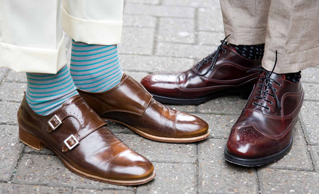 The definitive list of the ten men shoes that shall be in your closet