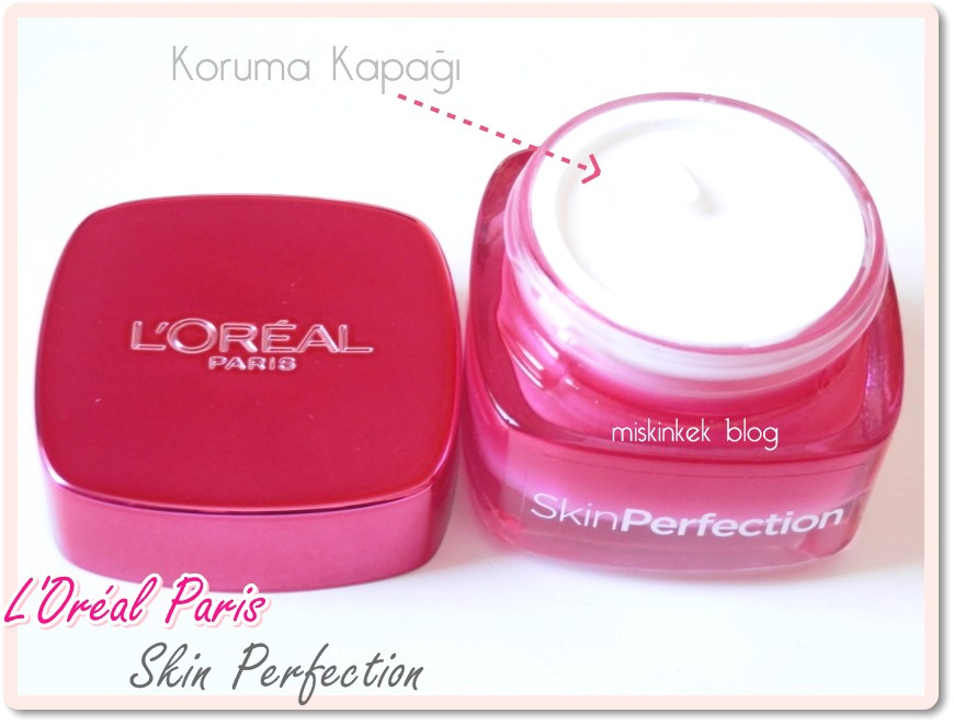 loreal paris skin perfection krem kullananlar