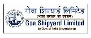 Goa Shipyard Non Executive Admit card 2015