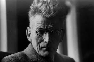 Samuel Beckett por Peter Keen