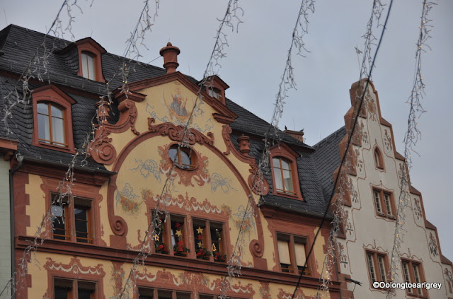 Christmas Market Mainz, Germany 2015