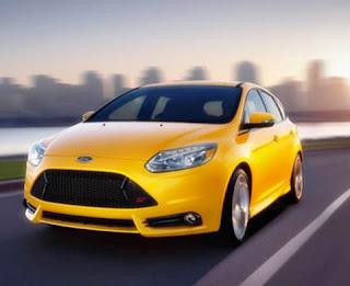 2015 Ford Focus ST Australia
