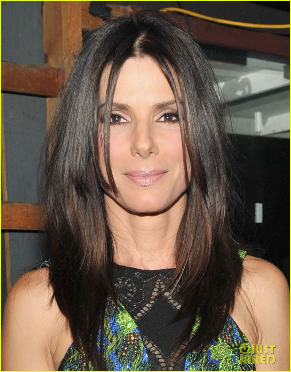 Sandra bullock celebrity