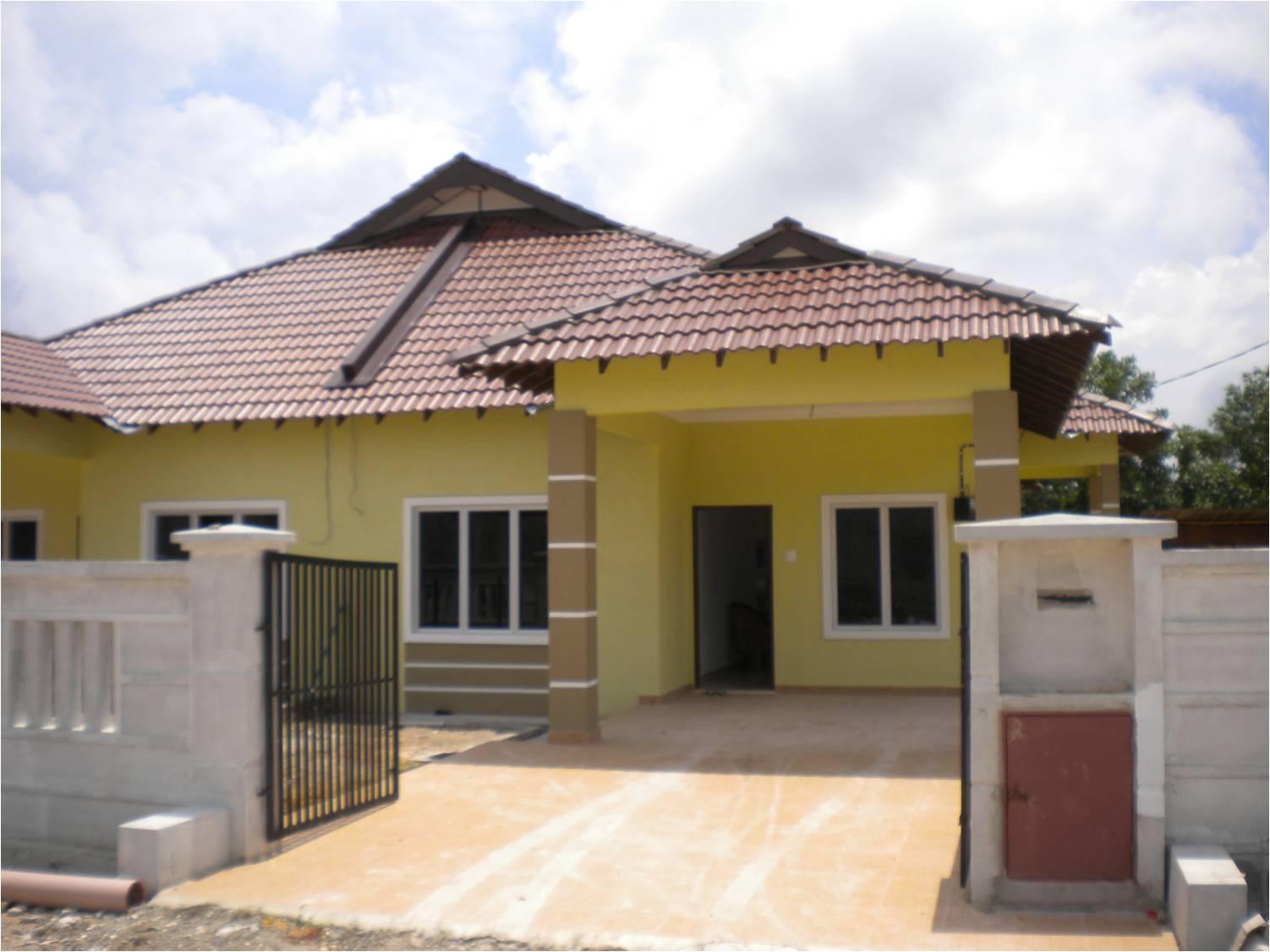 pelan ubahsuai rumah semid setingkat ask home design