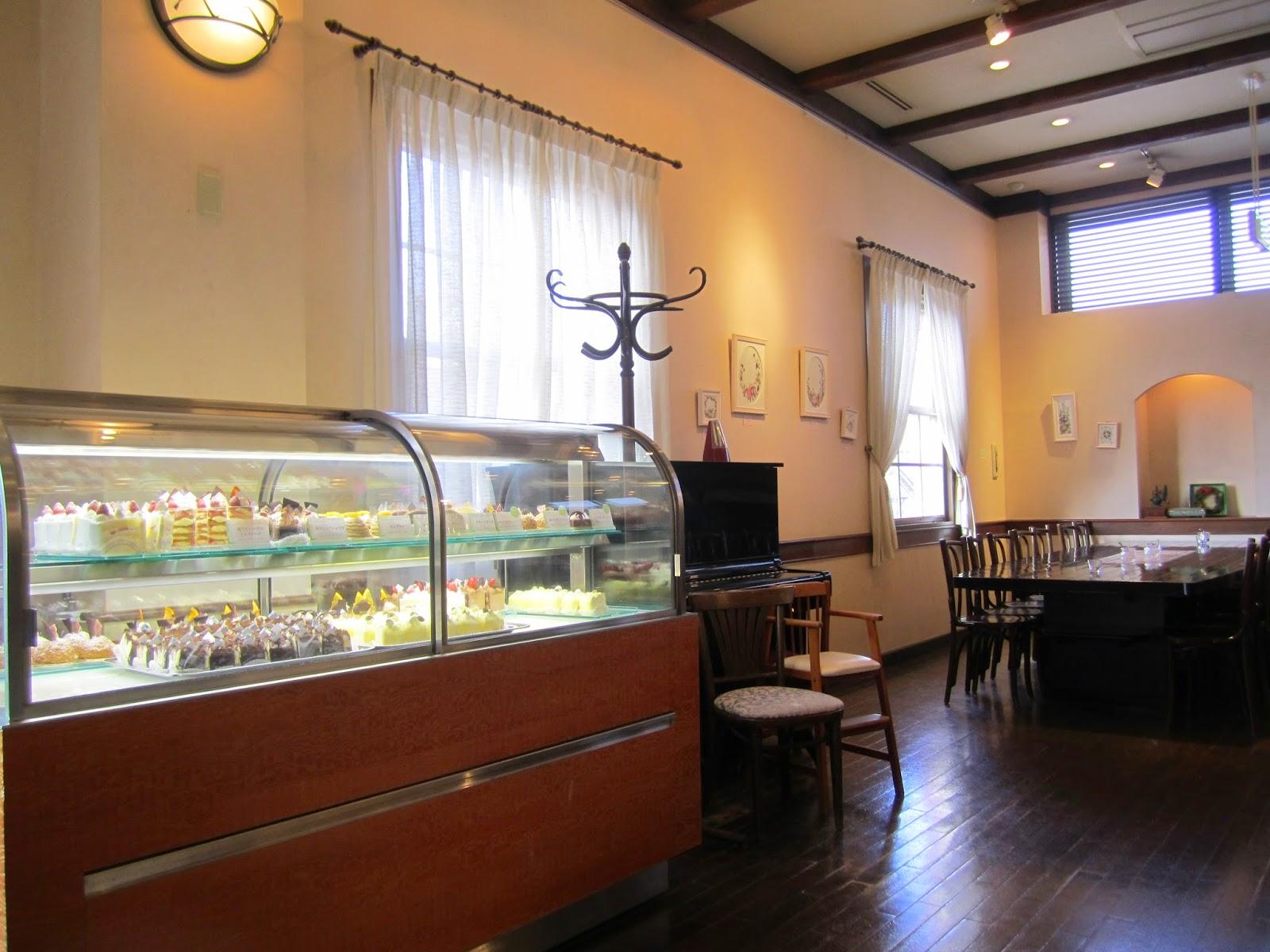 LeTao Honten head store cafe
