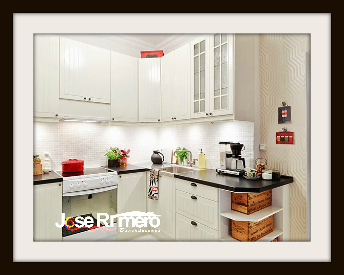 Dise o y decoracion jose romero decoraci n de cocinas for Diseno y decoracion de cocinas