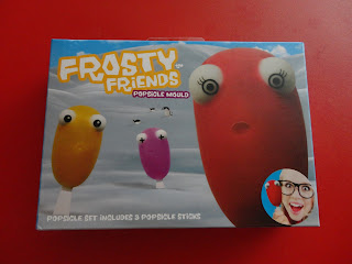 Frosty Friends Lolly Mould