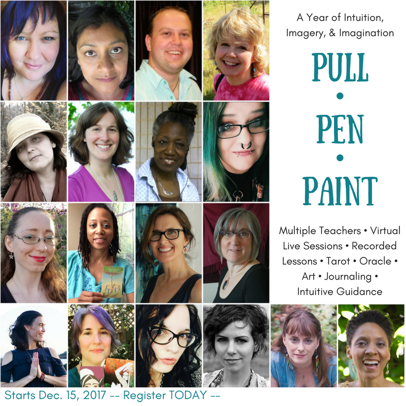 Pull Pen Paint